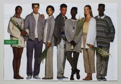 united colors of benetton s/s 1992