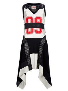 Jean Paul Gaultier Vintage Basketball Jersey Dress