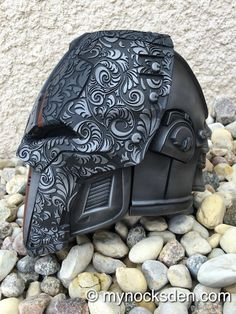 Lord Adraas Eradicator Mask Helmet 5