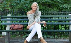 Шикарная 63 летняя модель Синди Джозеф. - OnlyYou