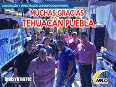 MUCHAS GRACIAS, TEHUACÁN, PUEBLA.
