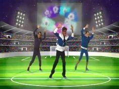 Just Dance Kids 2 - Hand In Hand (Wii Rip)