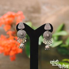 It is said positivity, confidence and persistence are key in life, you gain strength and courage by it. That's what our new collection Adira is all about. 🌷 Its a month full of festivals, DM us for orders. Silver Earrings, Diamond Earrings, Silver Jewelry, Drop Earrings, 925 Silver, Earring Set, Festivals, Gain, Confidence