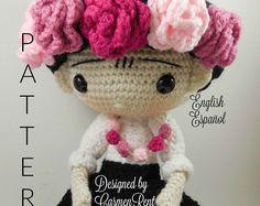 Tutorial Amigurumi Sombrero Broche : Amigurumi toy tractor crochet pattern pdf tutorial in us