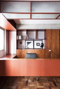 Terracota Apartment,© Maíra Acayaba
