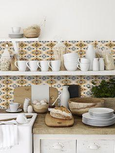 6b6765d06adbd Tile Decals - Tiles for Kitchen Bathroom Back splash - Floor decals -  Diamond Harlequin Vinyl Tile Sticker Pack color Ochre