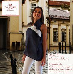 Blouse Emma by Atelier da Vinci Milano
