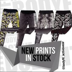 Nuestros #NewPrints  para darle color y estilo a tus #Outfit  #GymTime #GetMotivated #FitInspiration #FashionTrends #FashionFitness #GymTime #Fitness #Modern #Anathomic #FashionSport #WorkOut #PhotoOfTheDay #LifeStyle #Woman #Shop #Casual #Trendy #WildCollectionBodyFit #F4F #Follow #BodyFit #RopaDeportiva #ActiveWear