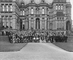 Temperance Union conference at Eaton Hall.. 1913