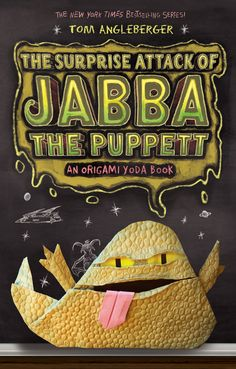 The Surprise Attack of Jabba the Puppett'