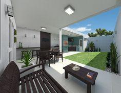 area de lazer varanda