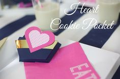 Sizzix DIY Parties & Events | How to Prepare for Valentine's Day: Treats