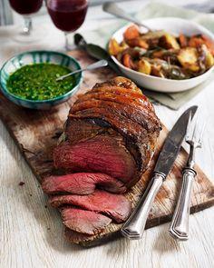 how to cook beef rump roast nz