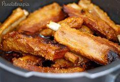 Compartilhar Tweet Pin Enviar por e-mail Eu já dei várias receitas de costelinha de porco aqui no blog, porque meu marido AMA e eu ...
