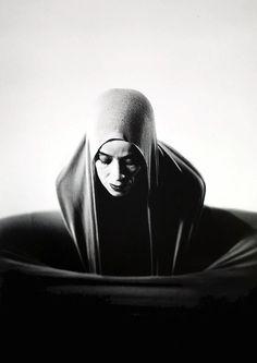 Martha Graham by Barbara Morgan.
