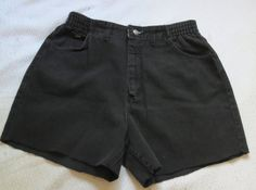Upcycled High Waisted Faded Black Gray by OCVintageArtCouture, $19.99