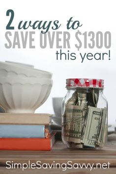 On the heels of Christmas and the cusp of a new year, you may feel like you need a savings plan more than ever. Here's a 52 Week Savings Plan that will help you save over $1300 this year. Don't let next year's Christmas shopping bust your budget. Start saving now!