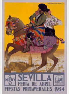 Sevilla 1934 - Fiesta