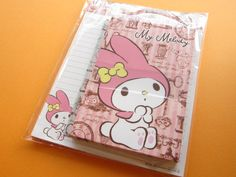 Kawaii Cute Letter Set Sanrio Japan Exclusive *My Melody (15863)
