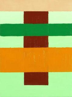 4 Stripes on Green