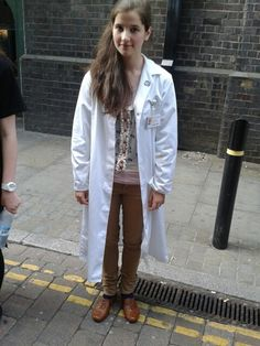 Molly Hooper Cosplay/Costume from Sherlock (Manchester Comic Con 2013) :) That…