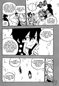Read manga Fairy Tail 510 - Natsu's Heart online in high quality