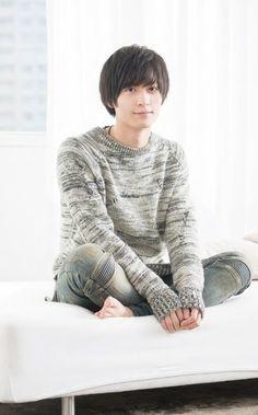 Voice Actor, Actors & Actresses, The Voice, Turtle Neck, Cute, Asian Men, Kawaii