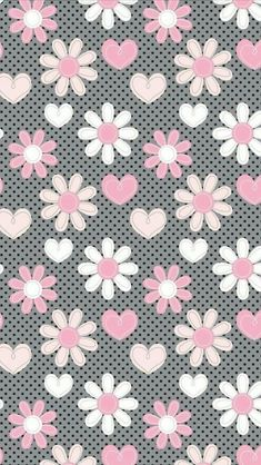 44 ideas for baby girl fondos de pantalla Heart Wallpaper, Cellphone Wallpaper, Flower Wallpaper, Pattern Wallpaper, Wallpaper Backgrounds, Iphone Wallpaper, Wallpaper Bonitos, Motif Floral, Printable Paper