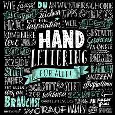 Handlettering in je bullet journal - Bullet Journal Maken My Books, Handlettering For Beginners, Sketch Paper, Doodles, Alphabet, Holiday Signs, Banner Images, Chalk Drawings, School