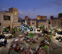 Madinat Jumeirah Resort - Dubai Restaurants - A'Rukn
