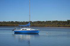 Elliott River at Riverview, QLD