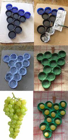 original detalle para las uvas de #fin de #año