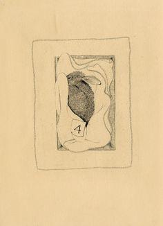 The Hüberman Children and Rabbit (plate five) // copper etching // Eleanor Phillips Irish Art, Vintage World Maps, Fine Art Prints, Rabbit, The Past, Children, Copper, Plate, Boys