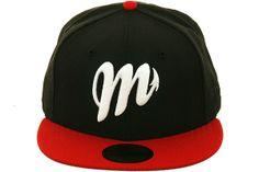 0d418df50eb Diablos Rojos Fitted Hat by New Era - Black