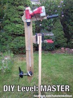 This is Genius: DIY Level .. MASTER :)