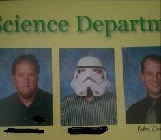 THIS teacher: