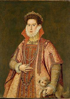 Portrait of a Woman. Alonzo Sánchez Coello (Spanish, 1531/32–1588)
