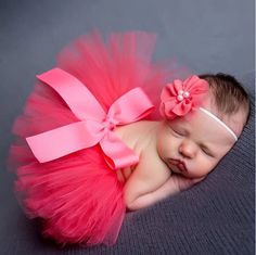 Top Sale 10 Colors Baby Girl Tulle Tutu Skirt and Flower Headband Set Newborn Photography Props bebe Birthday Gift Baby Girl Photography, Newborn Photography Props, Newborn Photos, Ballet Photography, Infant Photography, Children Photography, Newborn Tutu, Newborn Headbands, Headband Baby