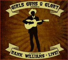We're excited to announce that Girls Guns and Glory are releasing a new album at the end of February. Are you ready for their Hank Williams Tribute? #hankwilliams #tribute