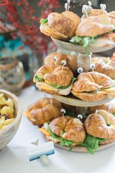 Crustacea crab sandwiches from a Modern Under the Sea Birthday Party on Kara's Party Ideas Mermaid Theme Birthday, Pirate Birthday, Pirate Party, Birthday Party Themes, Birthday Ideas, Birthday Party Food For Kids, Party Food Kids, Bday Party Ideas, Party Ideas For Adults
