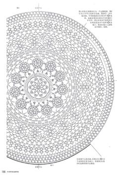 You'll love to make this gorgeous Mandala Rug and it's an easy FREE Pattern. We've included lots of Free Patterns plus a Crochet Doily Rug for you to try! Motif Mandala Crochet, Crochet Circles, Crochet Doily Patterns, Crochet Diagram, Crochet Round, Crochet Chart, Crochet Home, Crochet Doilies, Mandala Rug