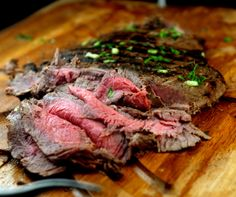 The most amazing Asian Marinated Flank Steak and how to make a flank steak super tender!