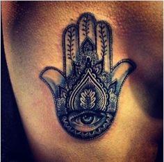 hamsa mano de fatima tatuajes - Buscar con Google