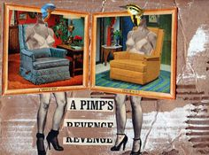 a pimps revenge by somavenus on DeviantArt Jasper Johns, Robert Rauschenberg, Collage Design, Collage Art, Andy Warhol, Richard Hamilton Artist, Collages, Political Art, Ap Art
