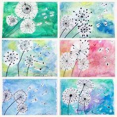 Summer Art Projects, School Art Projects, Easy Kids Art Projects, Easy Art For Kids, Group Art Projects, Art Education Projects, Kindergarten Art Projects, Kids Crafts, Art 2nd Grade
