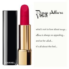 Chanel… Number 38…   not my shade of red but beautiful none the less!