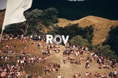 New Zealand's biggest and best New Years Music Festival. New Year Music, Festival 2016, New Zealand, Vines, Dolores Park, Sunrise, World, Travel, Viajes