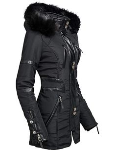 """40 38 Woman Gr Outdoorjacke Jacke Damenjacke /""""Toll im Styling und Detail B.C"""