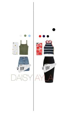 """""""Untitled #67"""" by daisyhuijer on Polyvore featuring Topshop, Theory, Hollister Co., adidas and Casetify"""
