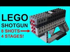 EPIC LEGO SHOTGUN (HOW TO) - YouTube